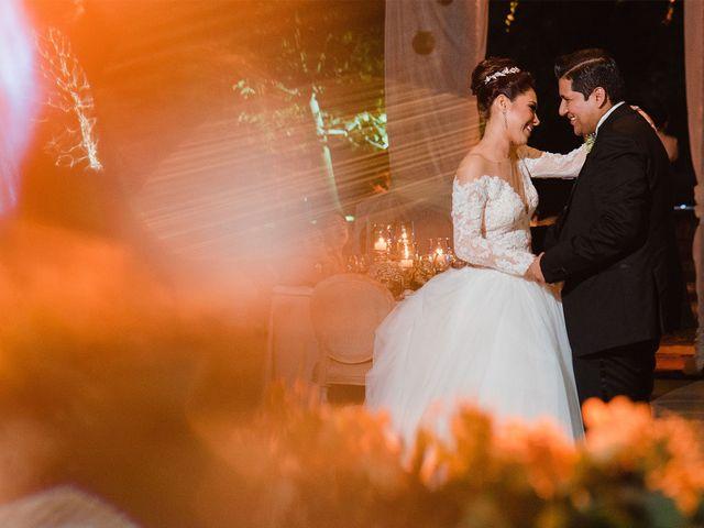 La boda de Sharon y Carlos