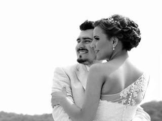 La boda de Evelin  y Sebastián 1