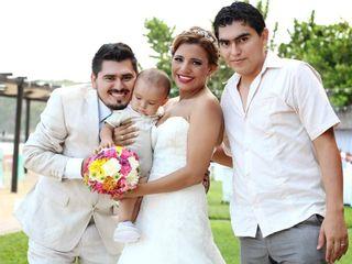 La boda de Evelin  y Sebastián 2