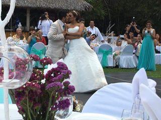 La boda de Evelin  y Sebastián 3