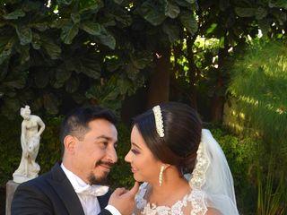 La boda de Ivonne y Andrés 1