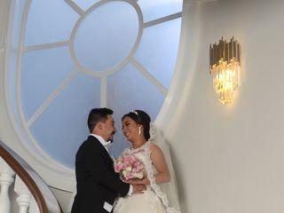 La boda de Ivonne y Andrés 3