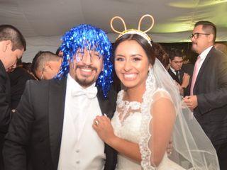 La boda de Ivonne y Andrés