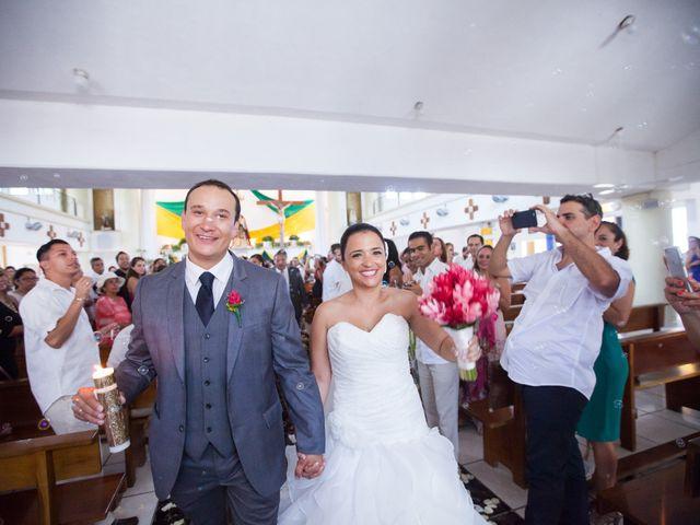 La boda de Lorena y Nabuco