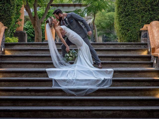 La boda de Ivette y Kyle