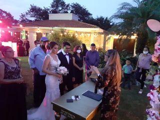 La boda de Adriana  y Alejandro