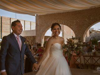 La boda de Nora y Antonio