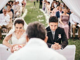 La boda de Tere y Alfonso