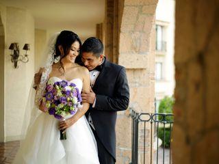 La boda de Zuria y Oliver