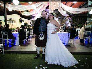 La boda de Martha y Michael