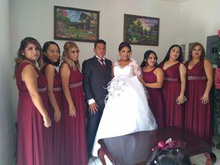 La boda de Maricela  y Héctor  1