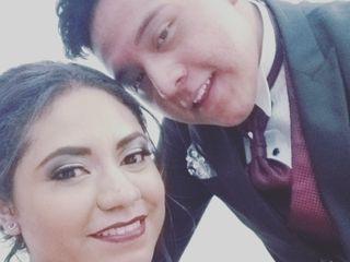 La boda de Maricela  y Héctor  2