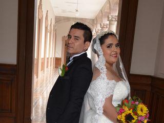 La boda de Tania y Joel 2