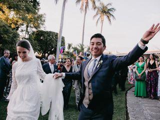 La boda de Isabel y Omar