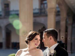 La boda de Horacio y Rosy 1