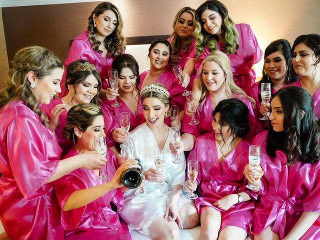 La boda de Víctor y Denisse en Mexicali, Baja California 11