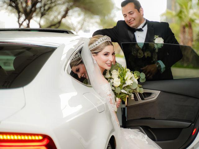 La boda de Víctor y Denisse en Mexicali, Baja California 31