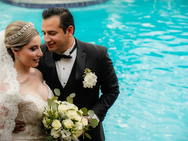 La boda de Víctor y Denisse en Mexicali, Baja California 2