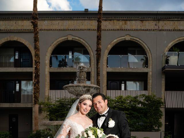 La boda de Víctor y Denisse en Mexicali, Baja California 37