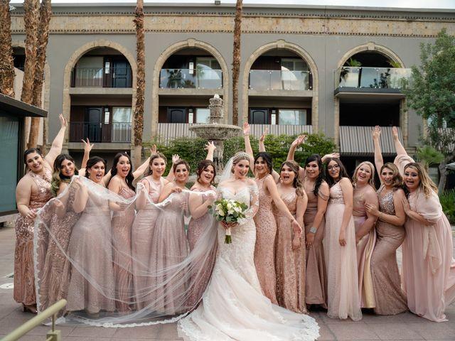 La boda de Víctor y Denisse en Mexicali, Baja California 38