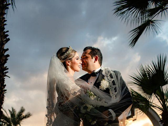 La boda de Víctor y Denisse en Mexicali, Baja California 43