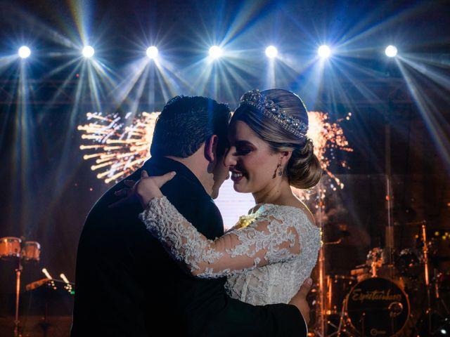 La boda de Víctor y Denisse en Mexicali, Baja California 49