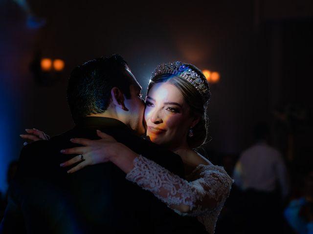 La boda de Víctor y Denisse en Mexicali, Baja California 50