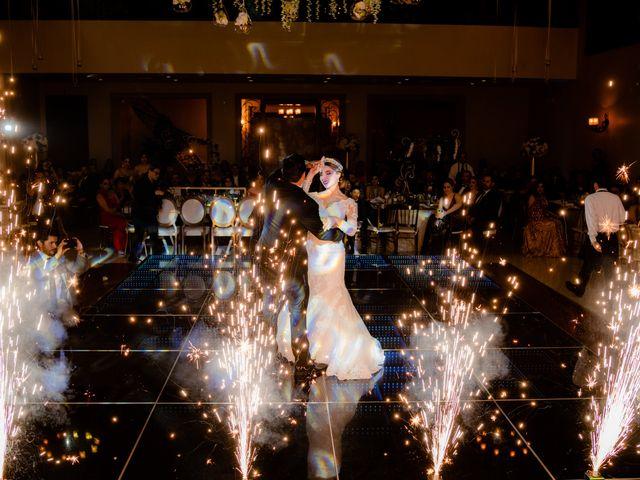 La boda de Víctor y Denisse en Mexicali, Baja California 51