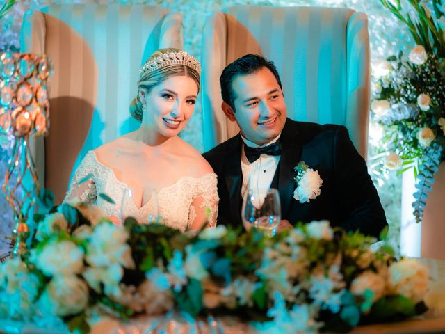 La boda de Víctor y Denisse en Mexicali, Baja California 55