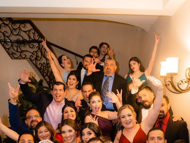 La boda de Víctor y Denisse en Mexicali, Baja California 57