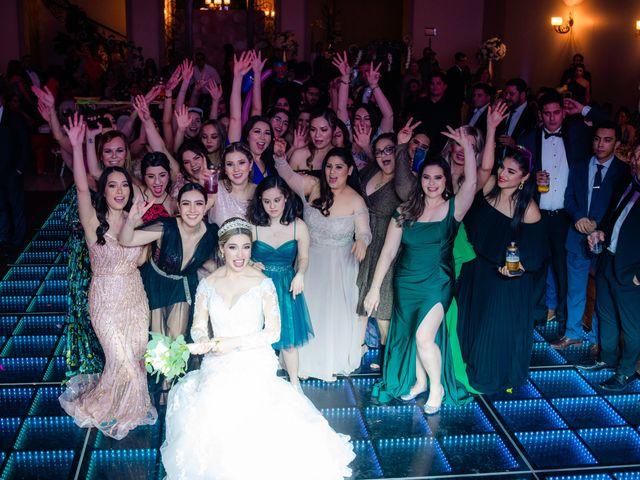 La boda de Víctor y Denisse en Mexicali, Baja California 61