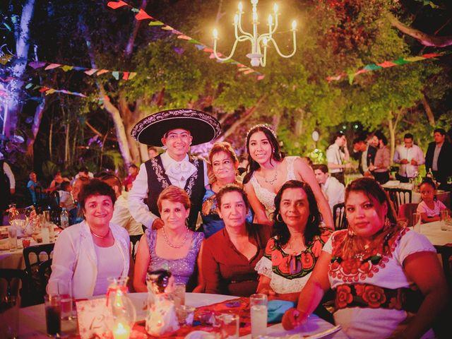 La boda de Cesar y Aurora en Chiapa de Corzo, Chiapas 13