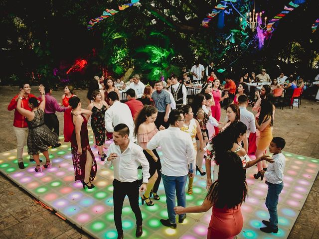 La boda de Cesar y Aurora en Chiapa de Corzo, Chiapas 17
