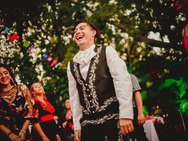La boda de Cesar y Aurora en Chiapa de Corzo, Chiapas 18
