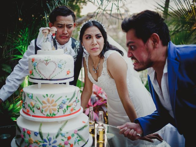 La boda de Cesar y Aurora en Chiapa de Corzo, Chiapas 24