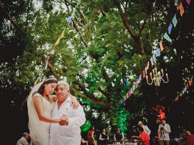 La boda de Cesar y Aurora en Chiapa de Corzo, Chiapas 25