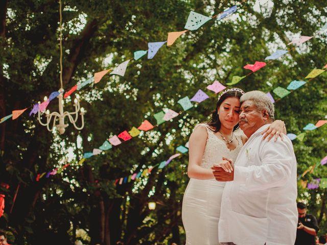 La boda de Cesar y Aurora en Chiapa de Corzo, Chiapas 26