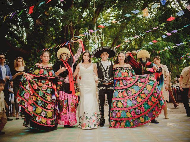 La boda de Cesar y Aurora en Chiapa de Corzo, Chiapas 33