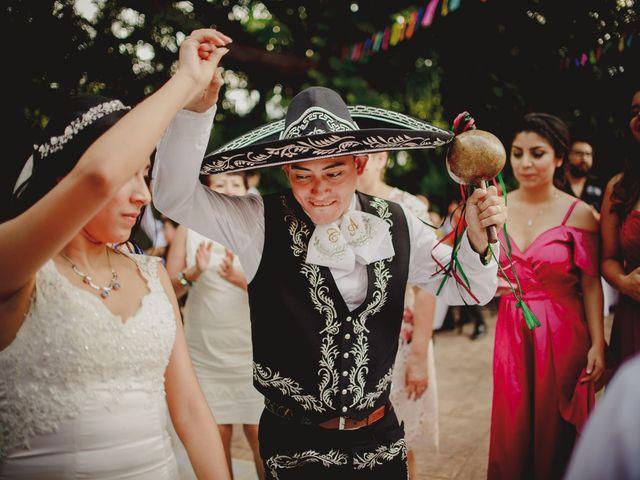 La boda de Cesar y Aurora en Chiapa de Corzo, Chiapas 34