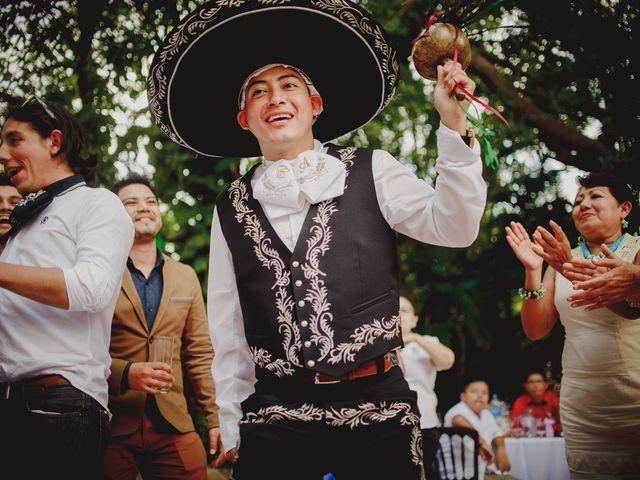 La boda de Cesar y Aurora en Chiapa de Corzo, Chiapas 35