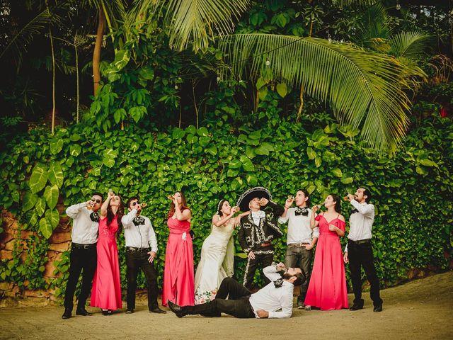 La boda de Cesar y Aurora en Chiapa de Corzo, Chiapas 38