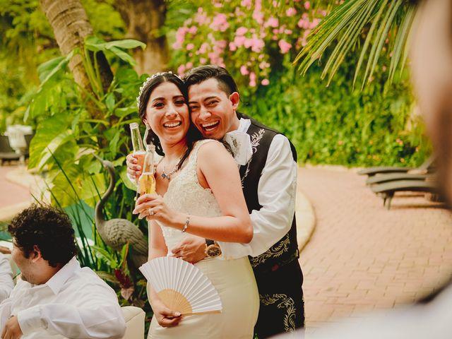 La boda de Cesar y Aurora en Chiapa de Corzo, Chiapas 40