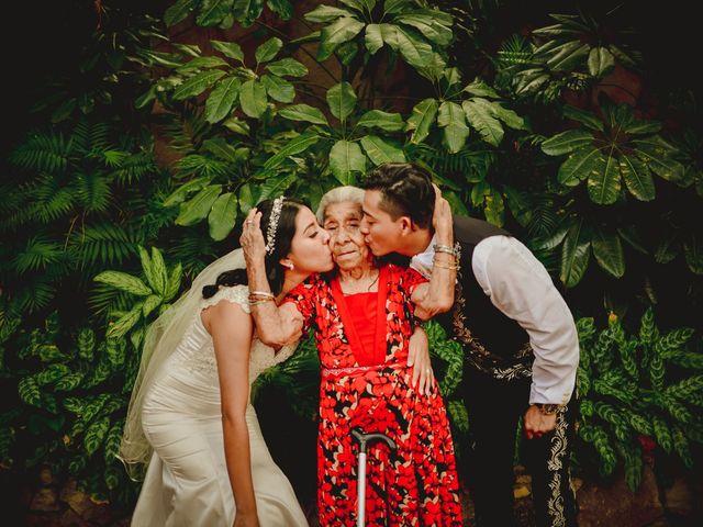 La boda de Cesar y Aurora en Chiapa de Corzo, Chiapas 41