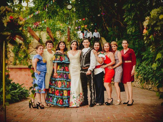 La boda de Cesar y Aurora en Chiapa de Corzo, Chiapas 43