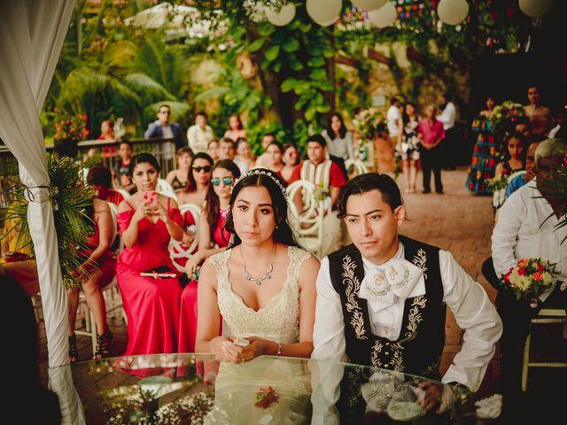 La boda de Cesar y Aurora en Chiapa de Corzo, Chiapas 45