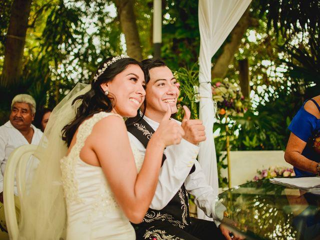 La boda de Cesar y Aurora en Chiapa de Corzo, Chiapas 48