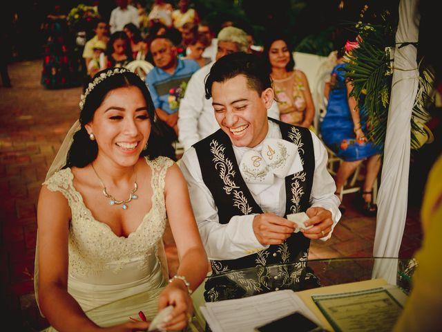 La boda de Cesar y Aurora en Chiapa de Corzo, Chiapas 49