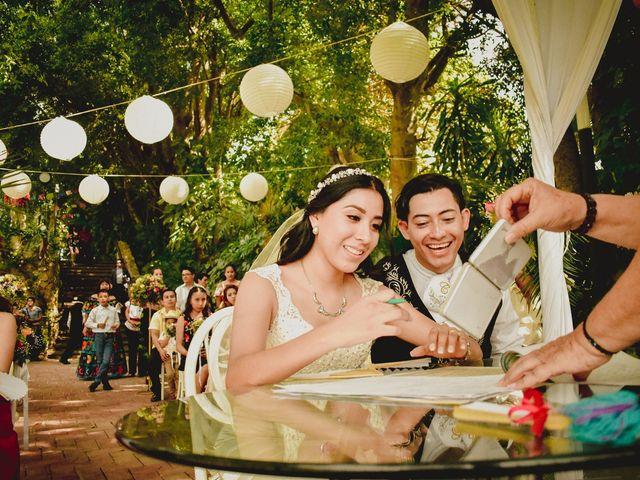 La boda de Cesar y Aurora en Chiapa de Corzo, Chiapas 50