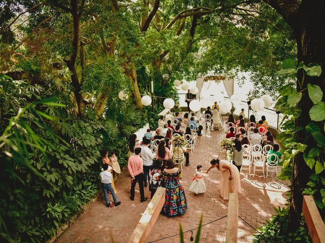 La boda de Cesar y Aurora en Chiapa de Corzo, Chiapas 51