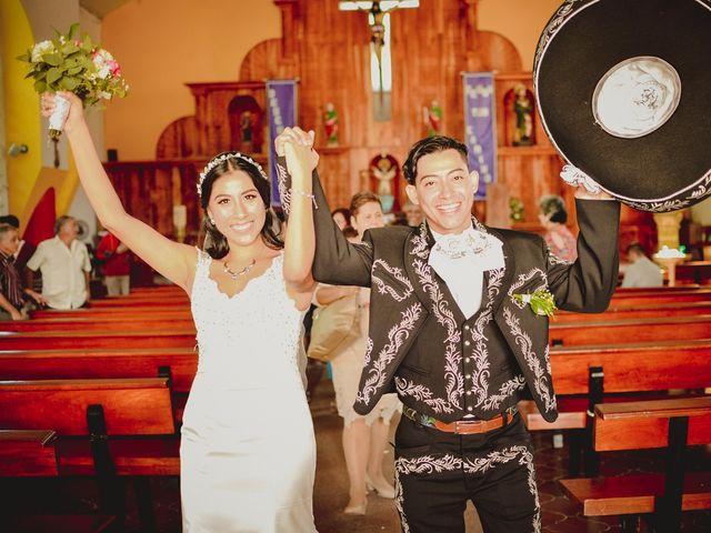 La boda de Cesar y Aurora en Chiapa de Corzo, Chiapas 59